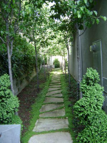简欧花园地砖设计图欣赏