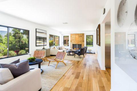 现代客厅室内装饰