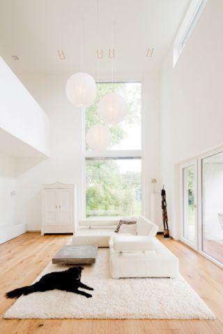 2020北欧客厅装修设计 2020北欧设计图片
