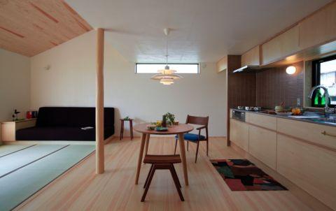 2021日式90平米效果图 2021日式一居室装饰设计
