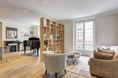 客厅北欧风格效果图大全2017图片_土拨鼠现代质感厨房北欧风格装修设计效果图欣赏