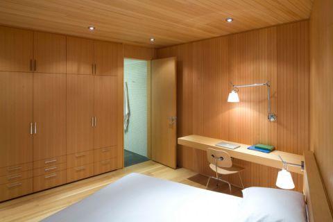 卧室北欧风格效果图大全2017图片_土拨鼠清爽质感卧室北欧风格装修设计效果图欣赏