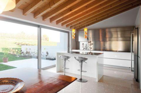 厨房地中海风格效果图大全2017图片_土拨鼠大气风雅厨房地中海风格装修设计效果图欣赏