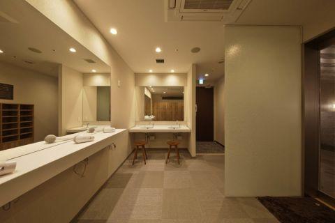 浴室日式风格效果图大全2017图片_土拨鼠清新格调浴室日式风格装修设计效果图欣赏