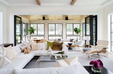 2021现代90平米装饰设计 2021现代楼房图片