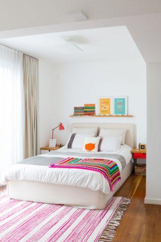 卧室北欧风格效果图大全2017图片_土拨鼠唯美唯美卧室北欧风格装修设计效果图欣赏