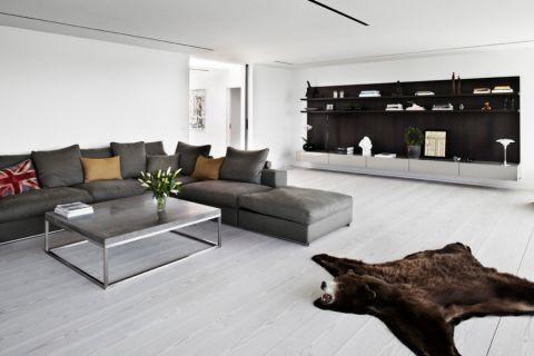 客厅北欧风格效果图大全2017图片_土拨鼠美感质朴客厅北欧风格装修设计效果图欣赏