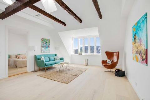 客厅北欧风格效果图大全2017图片_土拨鼠简约温馨客厅北欧风格装修设计效果图欣赏