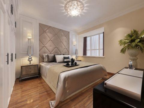 阳光100欧式风格170平米四居室装修效果图