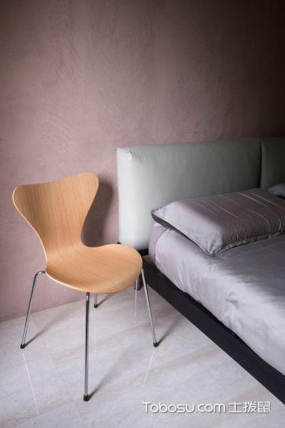 卧室咖啡色细节现代风格装潢设计图片