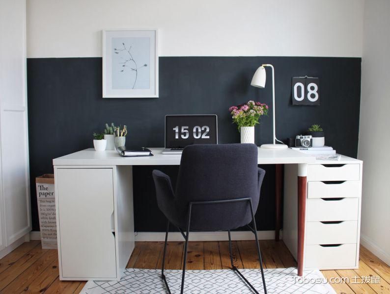 120㎡/北欧/四居室装修设计