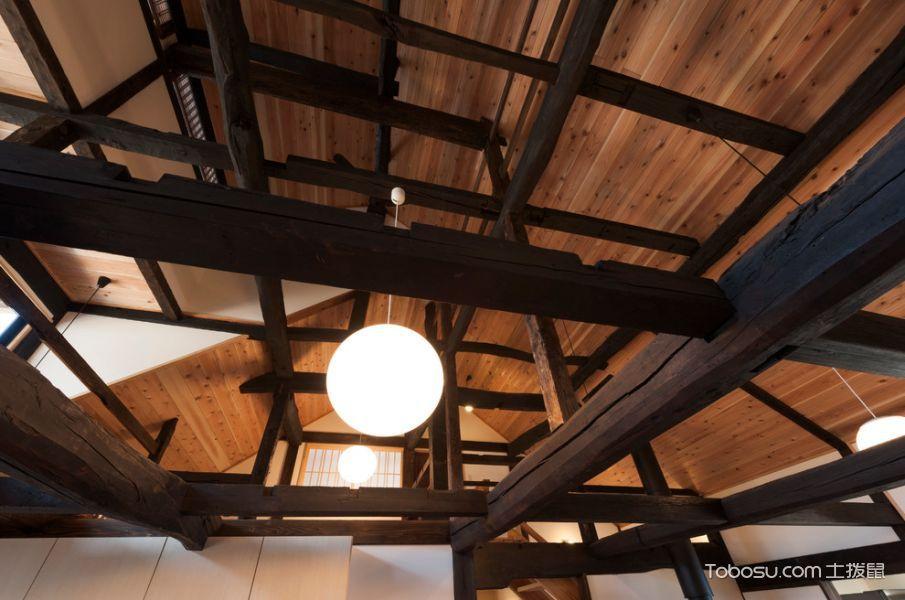 客厅日式风格效果图大全2017图片_土拨鼠美好质感客厅日式风格装修设计效果图欣赏