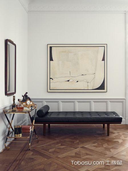 客厅吧台北欧风格装潢设计图片