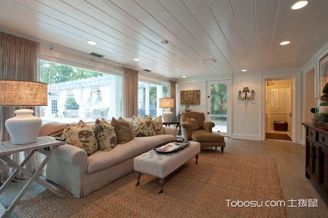 60m²以下/地中海/二居室装修设计