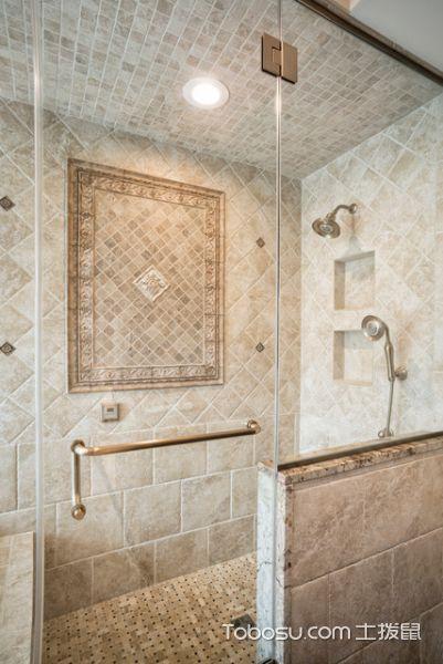 2020歐式浴室設計圖片 2020歐式淋浴房設計圖片