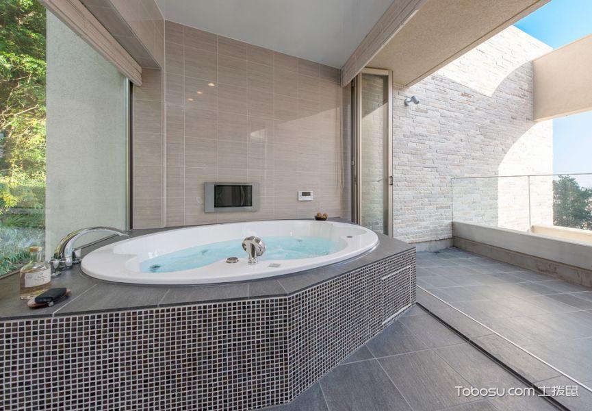 2020日式浴室设计图片 2020日式浴缸装修效果图大全