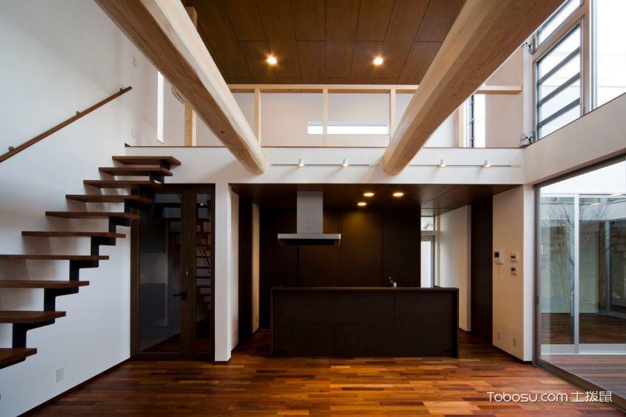 2019日式客厅装修设计 2019日式楼梯装修设计