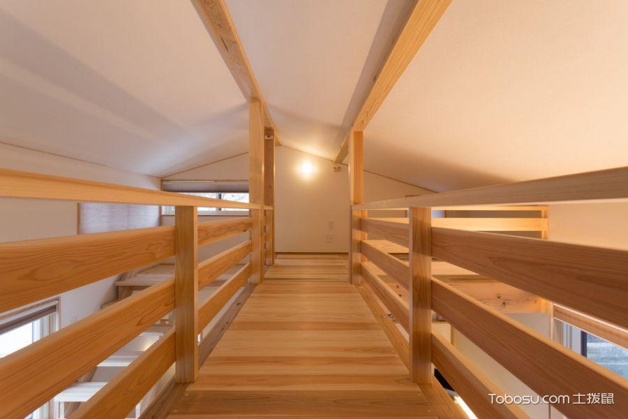 2019日式花园设计图片 2019日式楼梯装修图