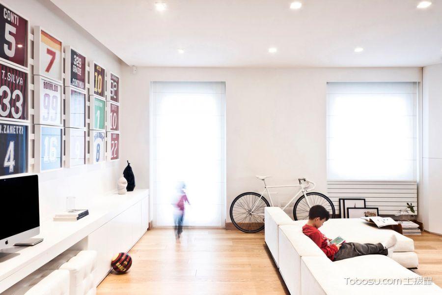 2019北欧客厅装修设计 2019北欧窗台设计图片