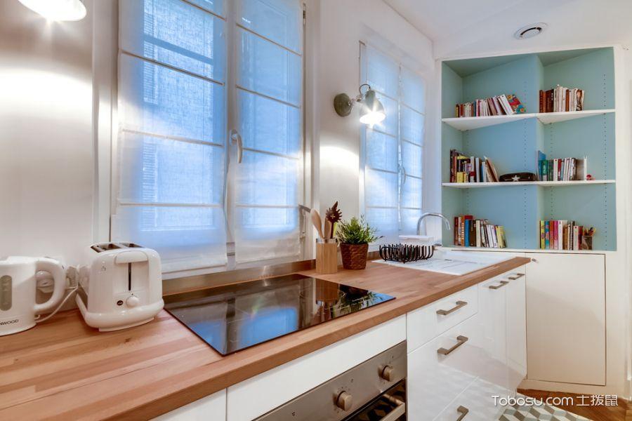 2019北欧厨房装修图 2019北欧灶台装修图片