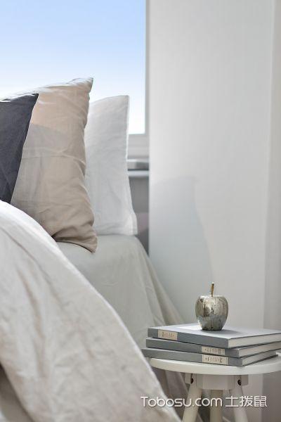 2019北欧卧室装修设计图片 2019北欧床头柜装修设计图片