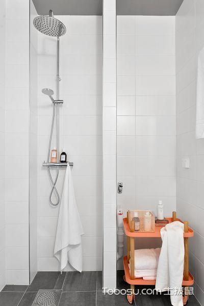 2019北欧浴室设计图片 2019北欧地砖设计图片