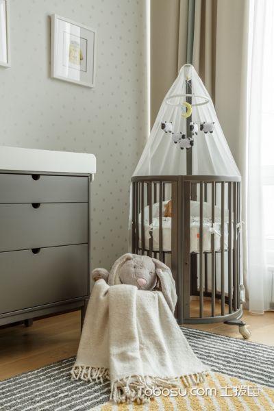 2019北欧儿童房装饰设计 2019北欧地砖图片