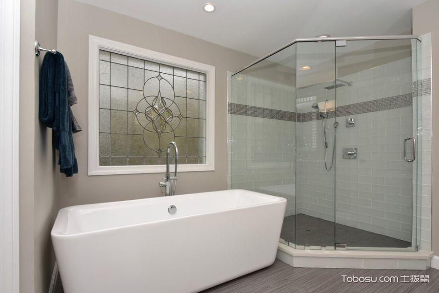 2020現代浴室設計圖片 2020現代淋浴房設計圖片