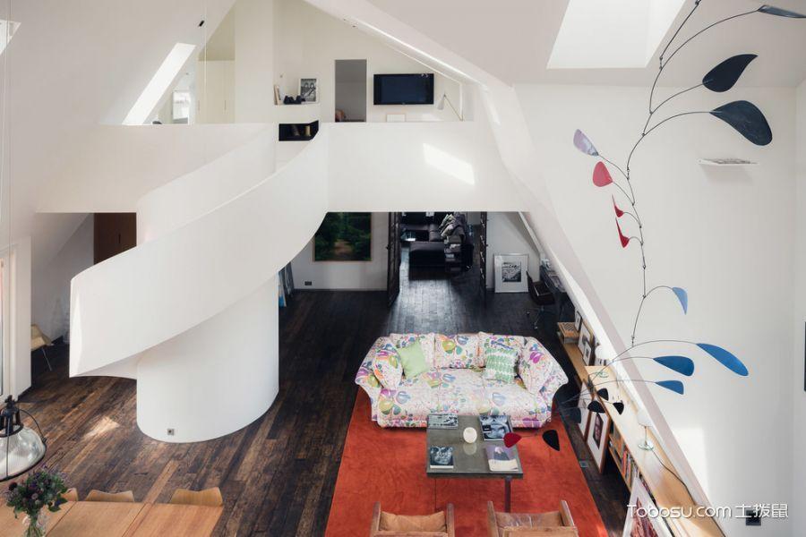 2019北欧客厅装修设计 2019北欧楼梯装修设计