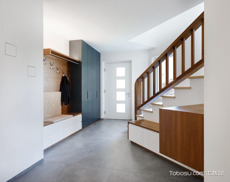 2019北欧玄关图片 2019北欧楼梯装修设计