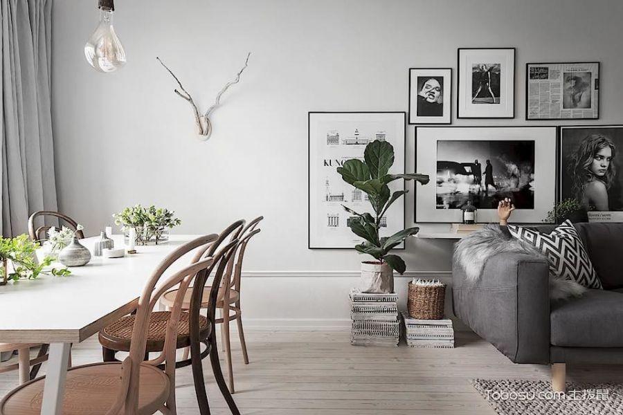 2019北欧餐厅效果图 2019北欧设计图片