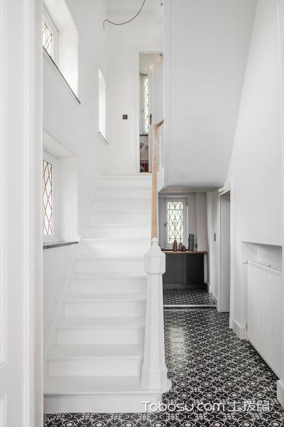 2020北欧设计图片 2020北欧楼梯装修效果图片