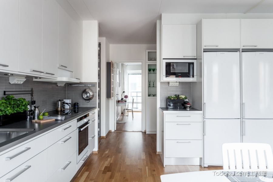 2021北欧厨房装修图 2021北欧设计图片