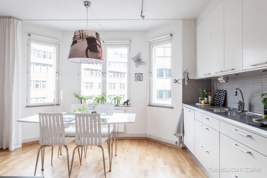 2019北欧厨房装修图 2019北欧设计图片