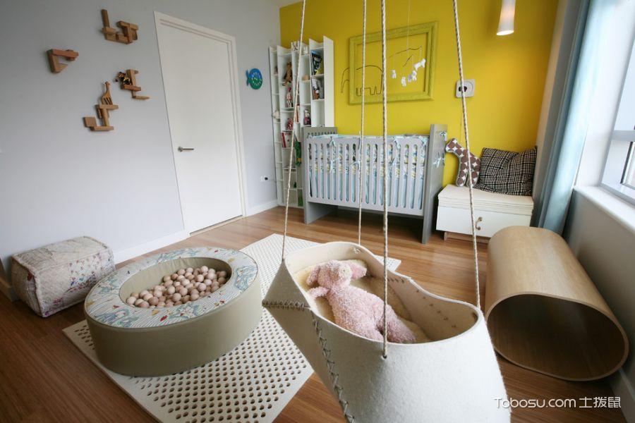 2019北欧儿童房装饰设计 2019北欧设计图片