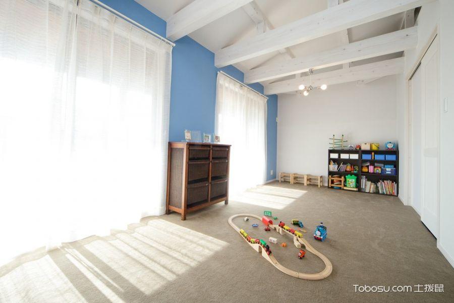 2020日式儿童房装饰设计 2020日式设计图片