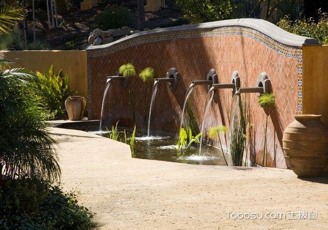 2020地中海花园设计图片 2020地中海设计图片