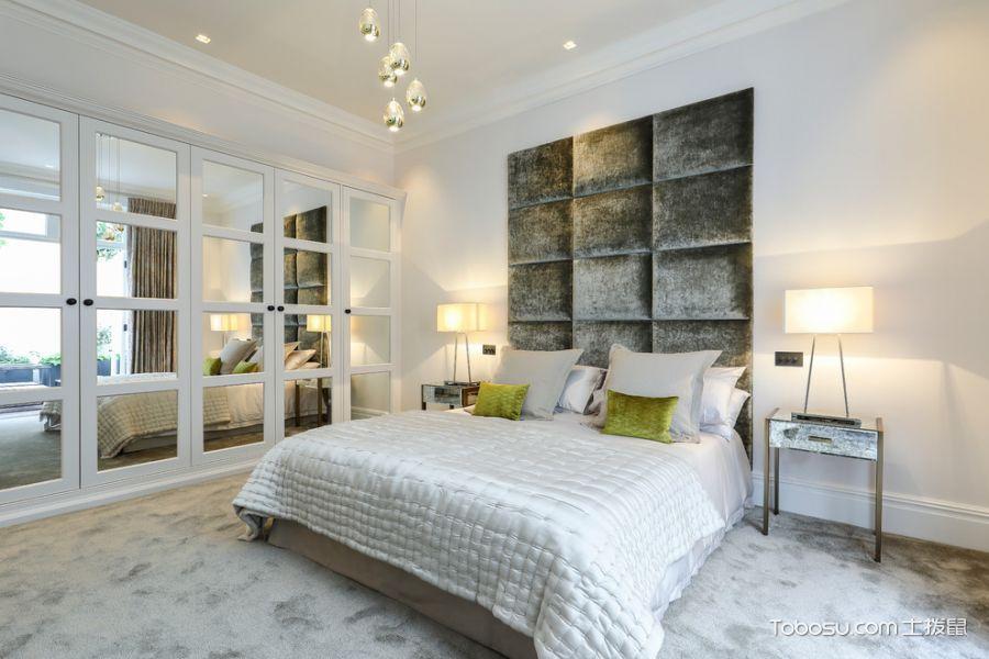 2020现代卧室装修设计图片 2020现代设计图片