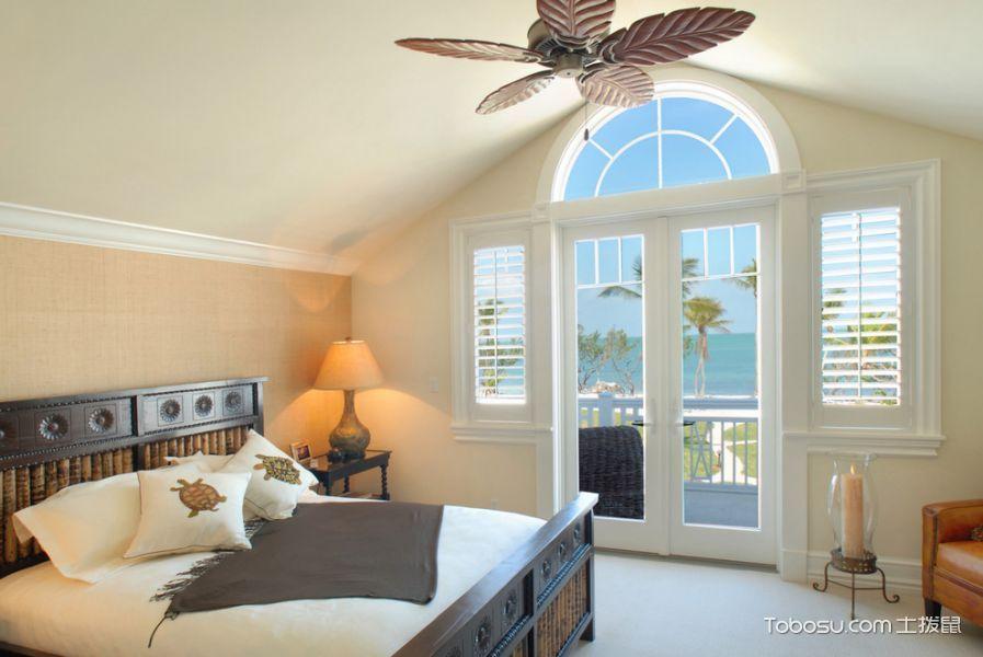 2020美式卧室装修设计图片 2020美式设计图片