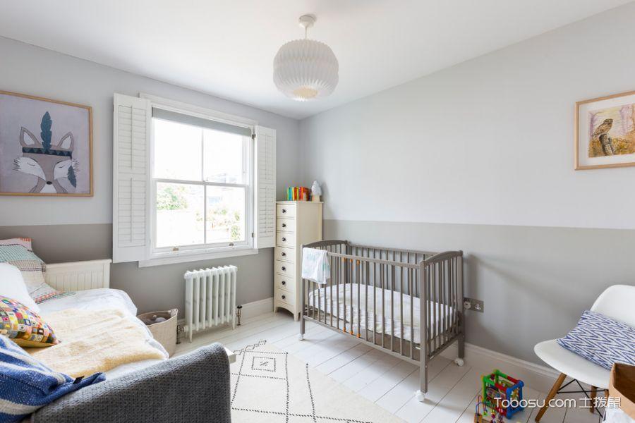 2021北欧儿童房装饰设计 2021北欧设计图片