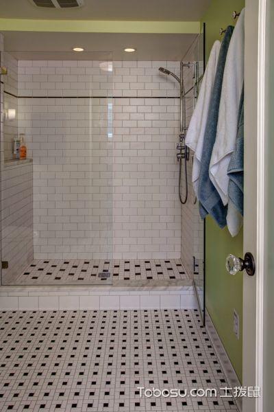 2021美式卫生间装修图片 2021美式设计图片