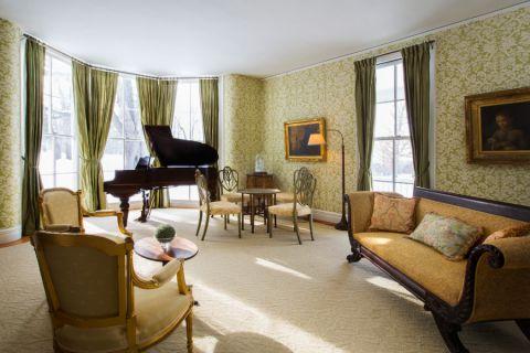 客厅简欧风格效果图大全2017图片_土拨鼠完美写意客厅简欧风格装修设计效果图欣赏