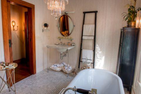 浴室简欧风格效果图大全2017图片_土拨鼠时尚质感浴室简欧风格装修设计效果图欣赏
