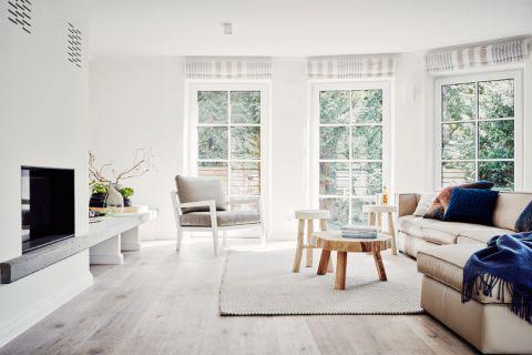客厅北欧风格效果图大全2017图片_土拨鼠清新质感走廊北欧风格装修设计效果图欣赏