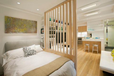 卧室北欧风格效果图大全2017图片_土拨鼠完美质感客厅北欧风格装修设计效果图欣赏