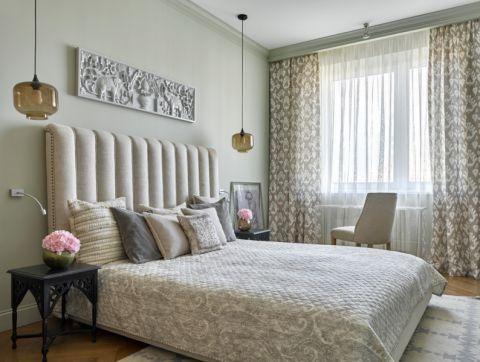 卧室混搭风格效果图大全2017图片_土拨鼠完美摩登厨房混搭风格装修设计效果图欣赏