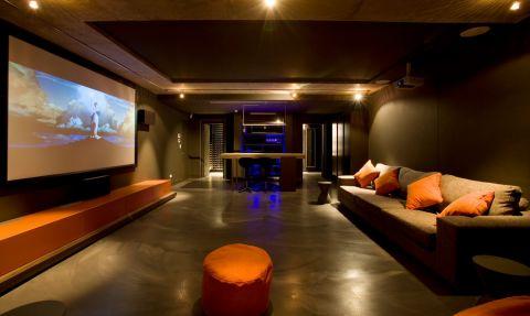 客厅现代风格效果图大全2017图片_土拨鼠休闲唯美餐厅现代风格装修设计效果图欣赏