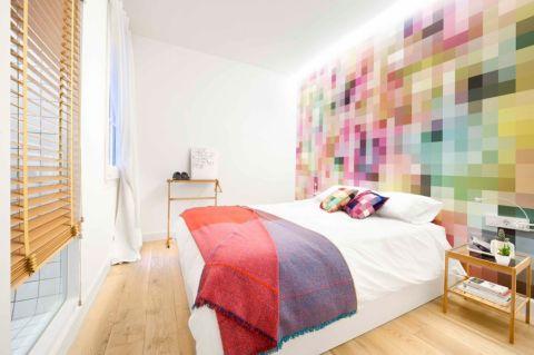 卧室北欧风格效果图大全2017图片_土拨鼠休闲纯净厨房北欧风格装修设计效果图欣赏