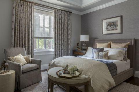 2021美式110平米装修设计 2021美式公寓装修设计