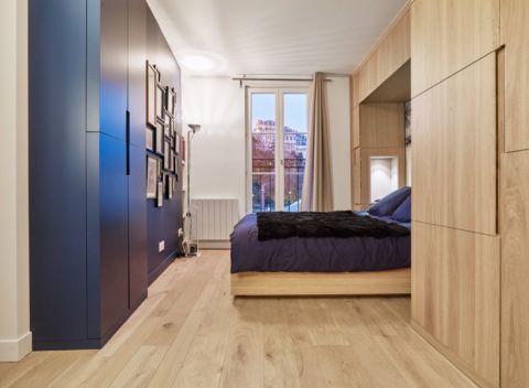 卧室北欧风格效果图大全2017图片_土拨鼠时尚质感书房北欧风格装修设计效果图欣赏